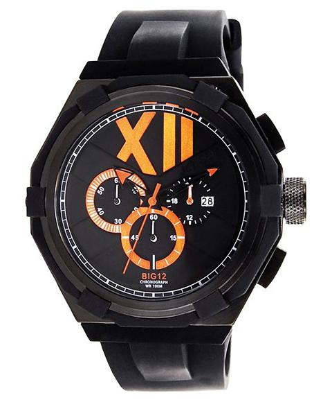 1a6ec77a2ed8 ... ロンシャン   JUNGHANS   ブリー   ORIS   GOSH   ワケあり アウトレット ジェットセット J1131B-037  BIG XII クロノグラフ 腕時計 メンズ JET SET