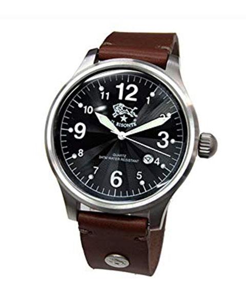 info for 31db9 89b7f イルビゾンテ H0252 869/MARRONE マロン 腕時計 メンズ エポス ...