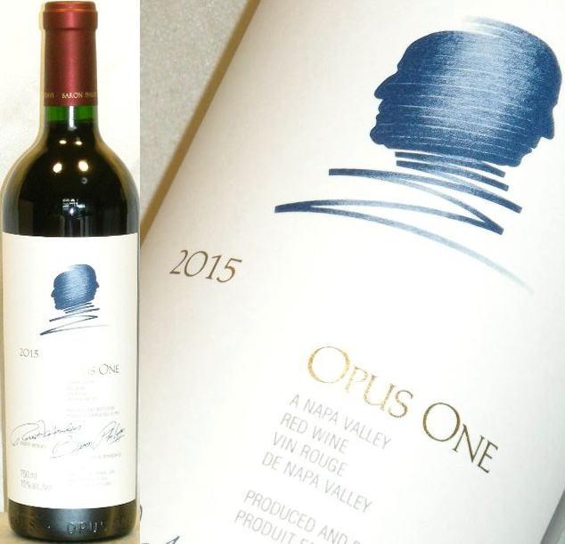 オーパス ワン [2015] Opus One ...