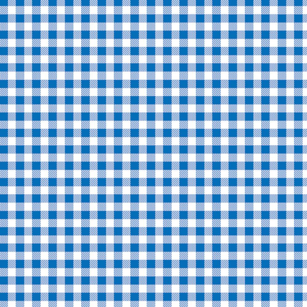 格子花纹包装纸(老式的条纹布蓝)[繁荣昌盛工房]