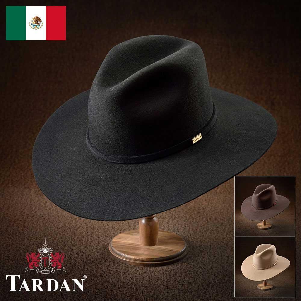 a32e53c56ee フェルトハット(フェルト帽) TARDAN(タルダン) INDIANA WALTON ...