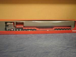 Herpa LKW MB Actros 11 Giga SLT Tieflade-SZ Bender 305341