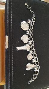 ブレスレット with tag アレックス アニラップrafaelianブレスレットalex and ani deep sea wrap rafaelian silver finish bracelet with tag アクセサリ― 【送料無料】