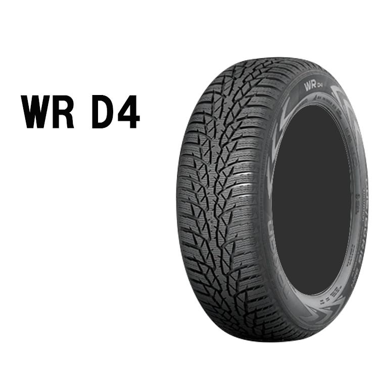 1x Winterreifen Nokian WR D4 155//65R14 75T