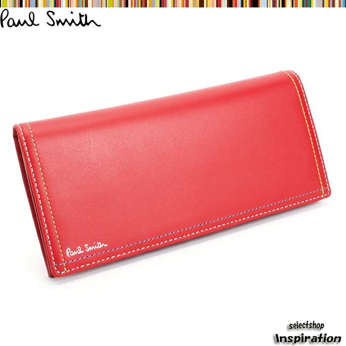 841df0e0374c ステッチラインが印象的なお洒落な長財布です。 小銭入×1、札入×2、カード入×10があります。  展示品?革製品に付き、多少の汚れ?キズ等はご了承願います。