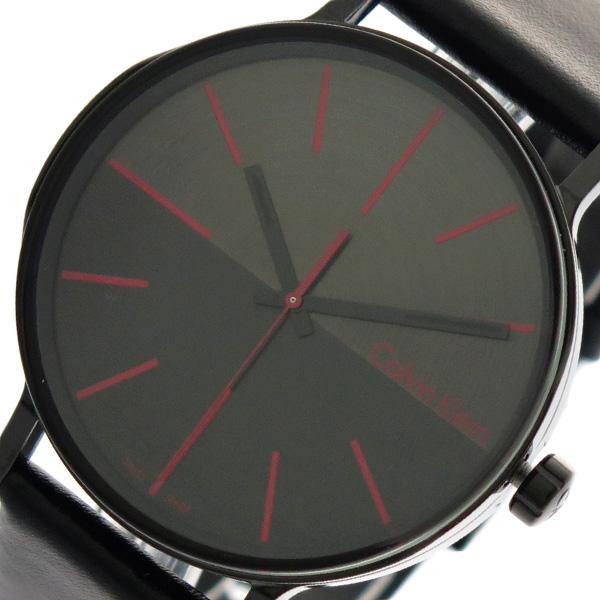 a75902c2aa カルバンクライン CALVIN KLEIN クオーツ メンズ ウォッチ 時計 腕時計 オシャレ 人気ブランド シンプル プレゼント ギフト ブラック  アメリカを代表するファッション ...