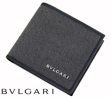f133e4377640 ... 二つ折り財布ブラック32581【送料. ソティリオ・ブルガリが1884年にイタリアのローマに創業した高級ファッションブランド