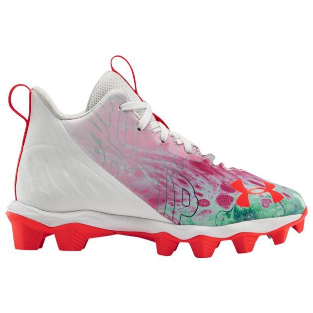 Under Armour Mens Spotlight Franchise Rm Football Shoe