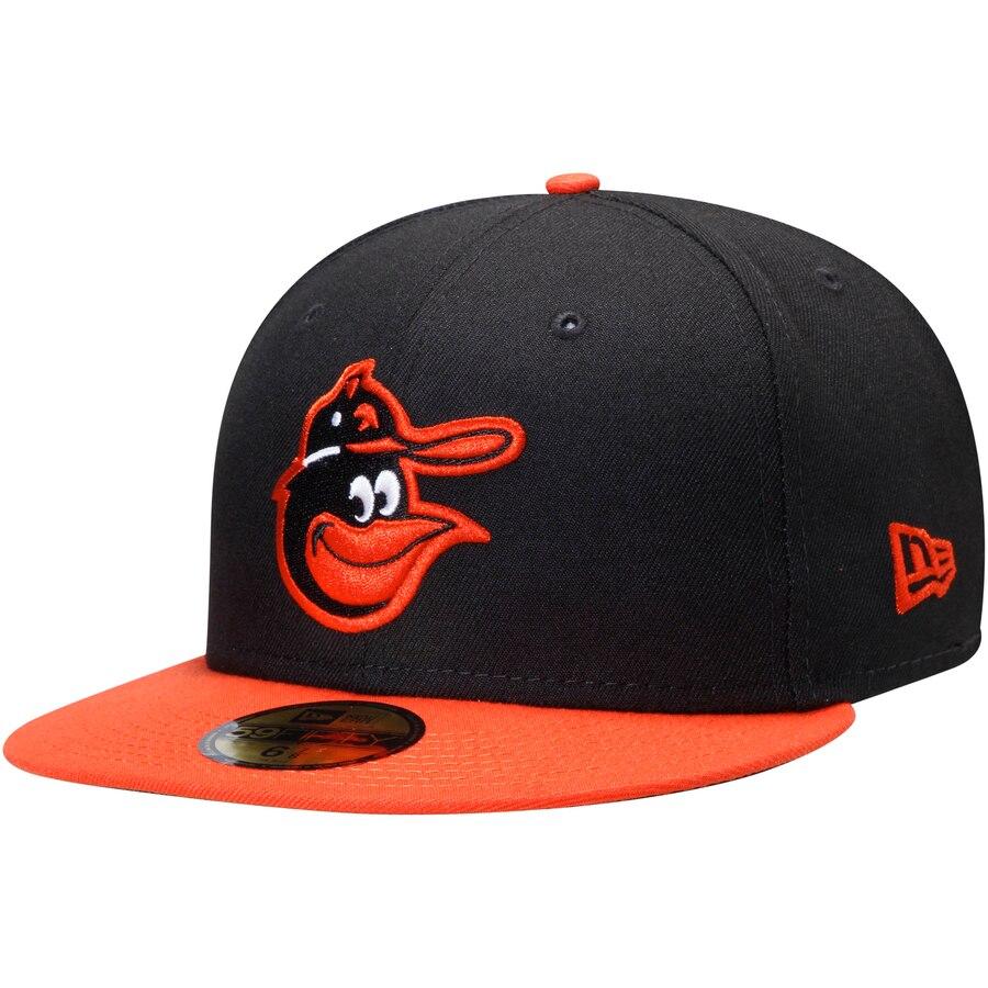 NEW Era 59 fifty fitted cap-Atlanta Braves Nero//Bianco