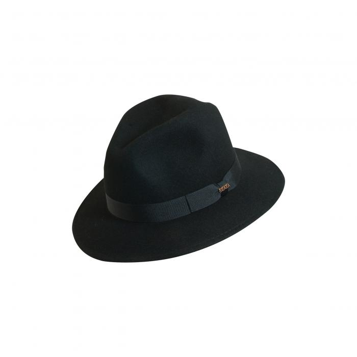 2d2a46ffa20e フェルトサファリハット黒ブラック. 商品名. フェルト サファリ ハット 黒 ブラック