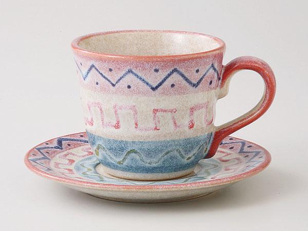 天狗窑阿拉伯式花纹咖啡碗菜 (地球的事) 10p09jan16