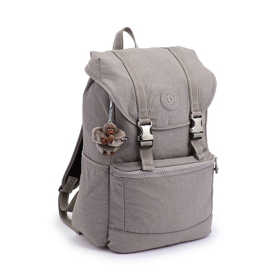 16a3423988c9 【期間限定特別価格3/13まで】公式キプリングEXPERIENCE(Urban Grey C)バックパック 【公式キプリング·アウトレット】  KIPLING OUTLET ONLINESHOP