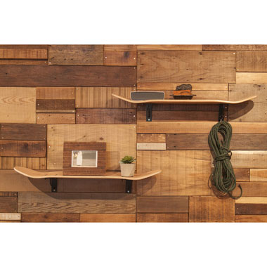 板置物架/顺序滑板a顺序货架存储芭机架配文化墙墙绘排版设计图片素材图片