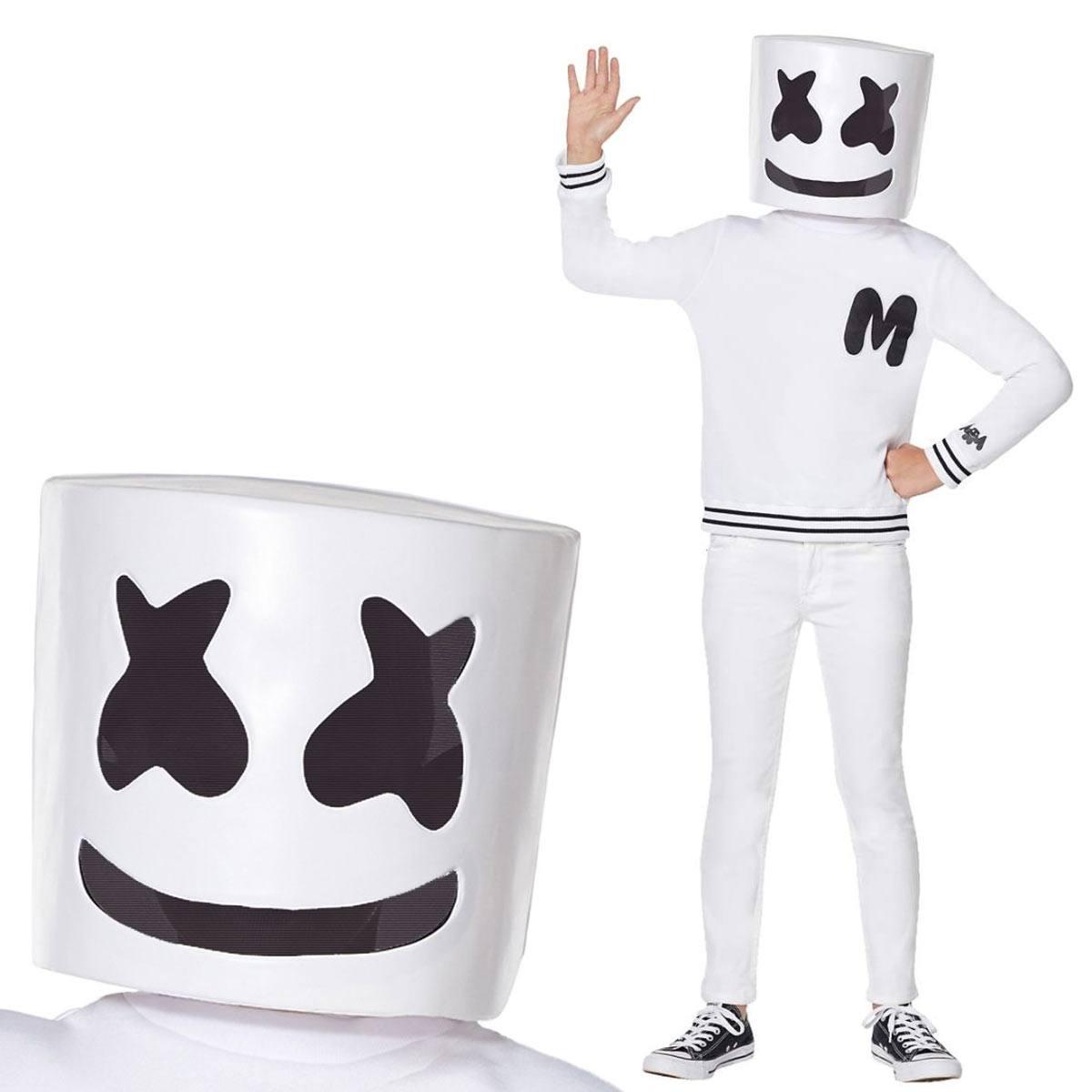 マシュメロ Marshmello(マシュメロ)のオススメ曲13選!白い仮面をかぶったDJとは? 2021年7月
