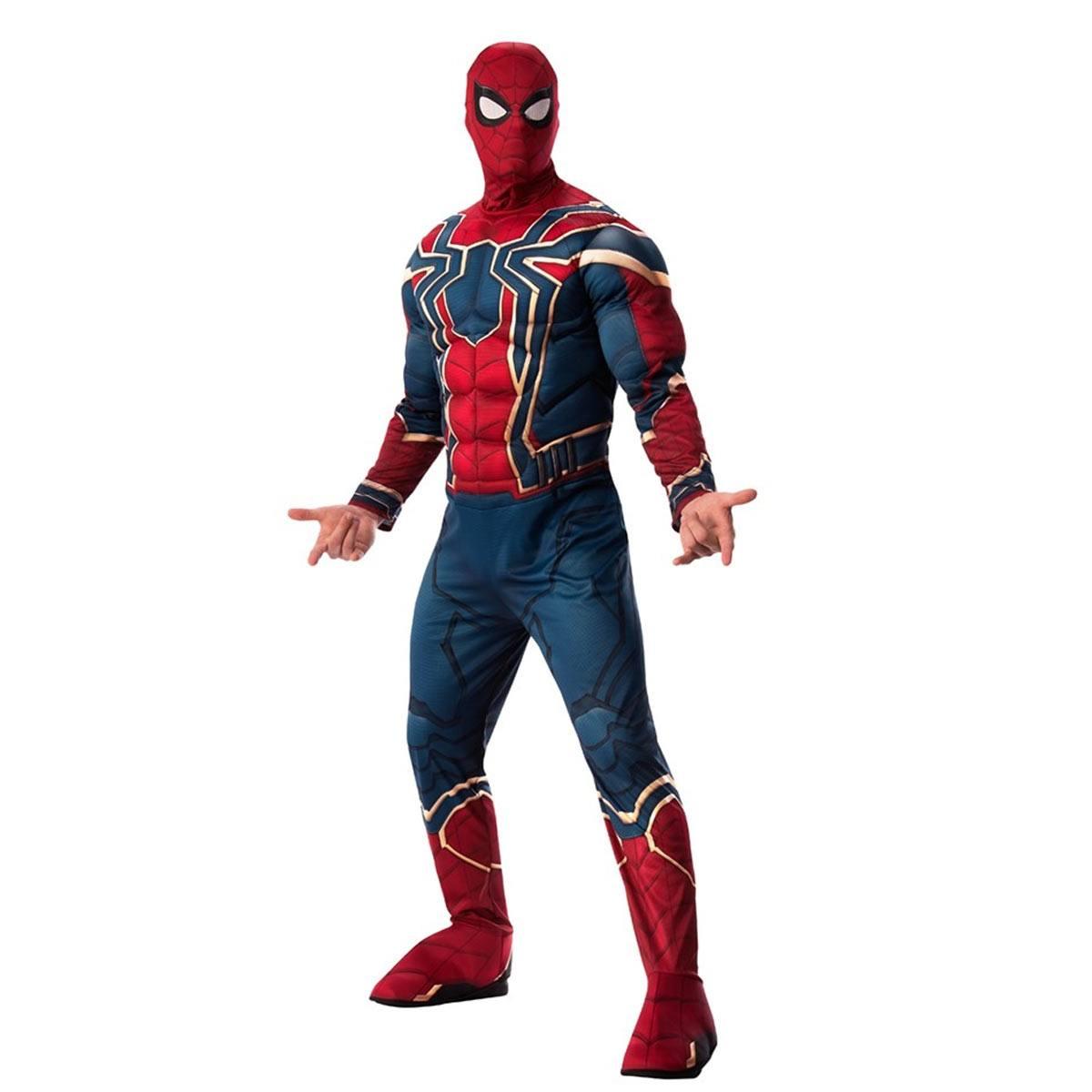 スパイダーマン 大人用 コスプレ スーツ コスプレ コスチューム