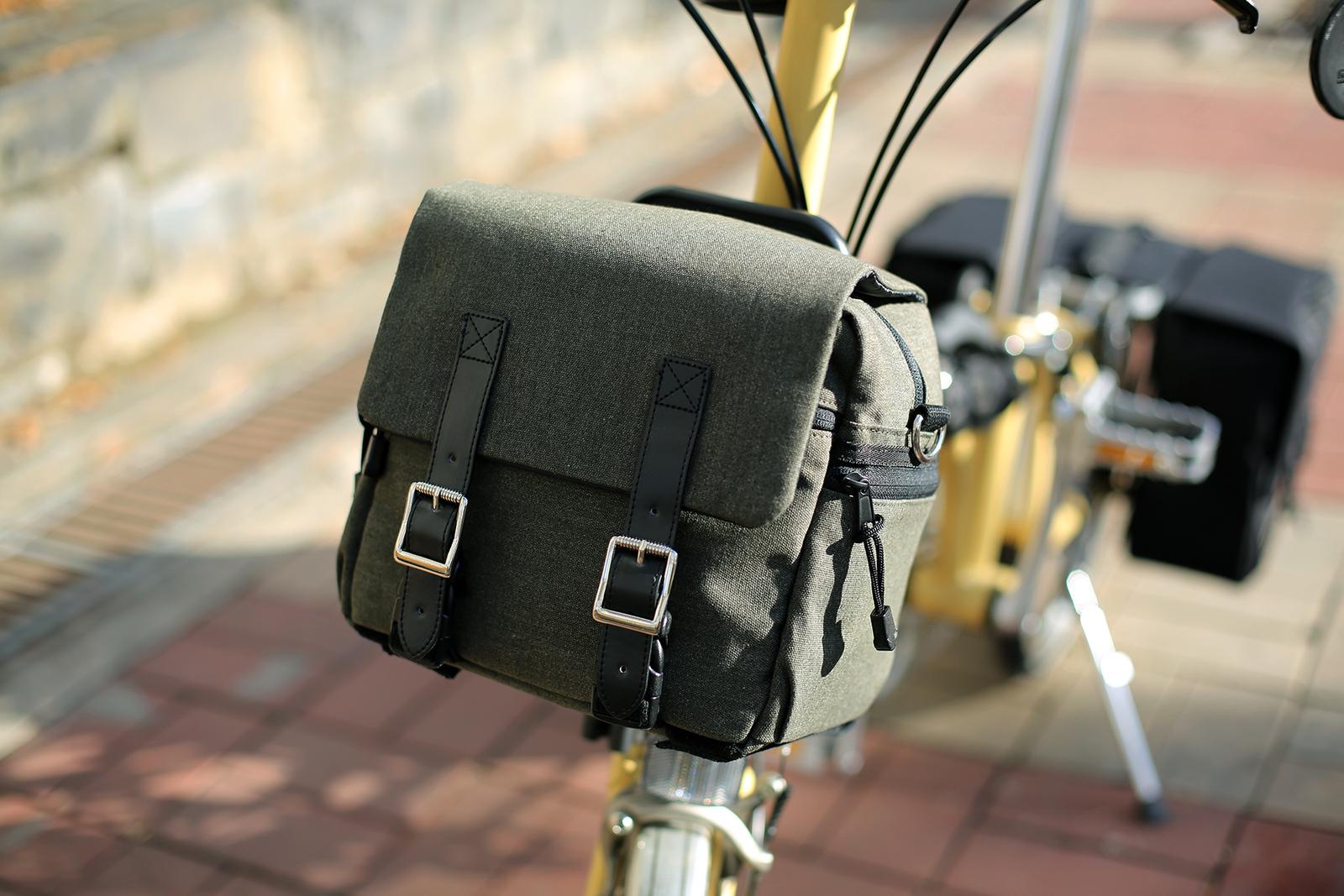 バッグ ブロンプトン 【2020年版】ブロンプトンの専用フロントバッグ一覧-サイクリング・レビュー