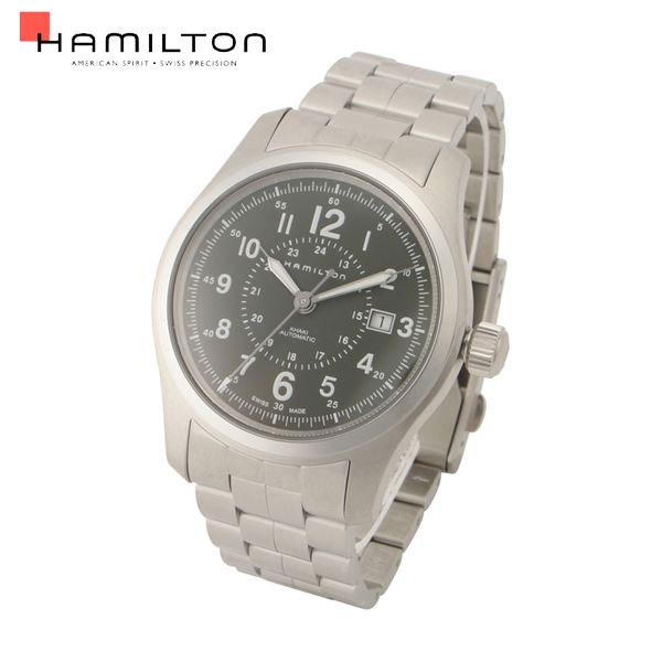the best attitude 1bd1f e692a ハミルトン 腕時計 メンズ H70605163 Hamilton 財布 カーキ ...