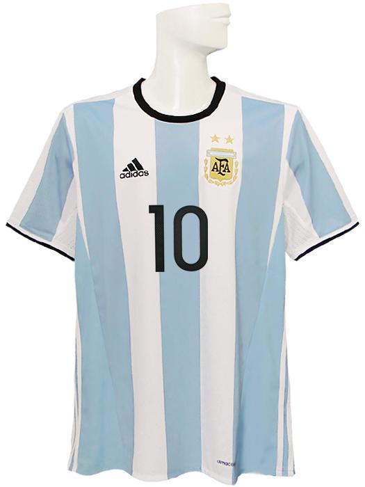 阿迪达斯阿根廷梅西球衣正品