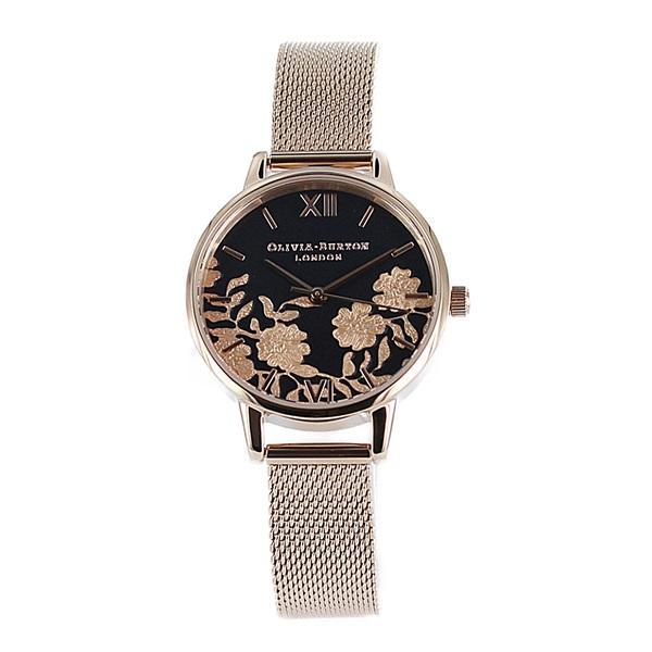 2846813839e3 ... ゴールド メッシュベルト 大人 女性への贈り物に レディース 腕時計 OB16MV57 ビジネス 女性 ブランド 時計 誕生日 お祝い  クリスマスプレゼント ギフト お洒落 ...