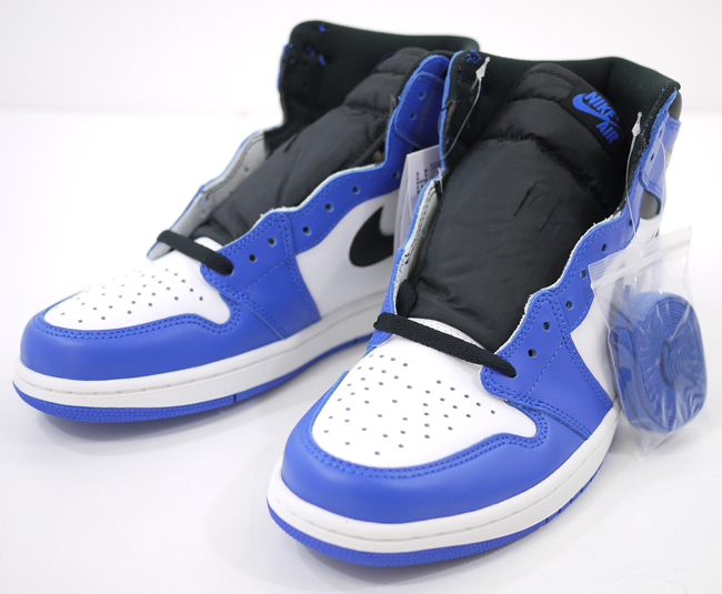 sports shoes 2b11e ab7c0 ... NIKE    ナイキ スニーカー   AIR JORDAN 1 RETRO HIGH OG    エアジョーダン1 レトロハイ    555088-403 サイズ:27.5cm カラー:ブルー×ホワイト   f126