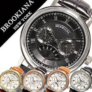 9718a89ccc ... 腕時計ブルッキアーナ時計メンズ/ブラックホワイトBA1657 ブルッキアーナ[BROOKIANA]BROOKIANA(ブルッキアーナ)は、2005年に設立され、企画、デザインから品質管理  ...
