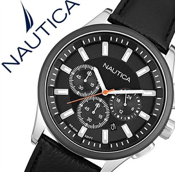 2cdaacff09 返品保証対象商品です!!(o^-')b 了承した!!(o^-')b 国内正規品です ノーティカ 腕時計 NAUTICA 時計 A16691G メンズ