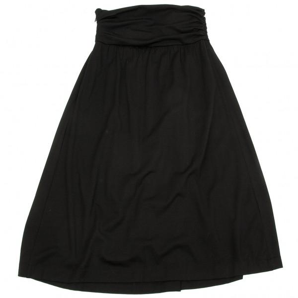 dkny dkny haywestgalzer 打褶的裙子黑色 s