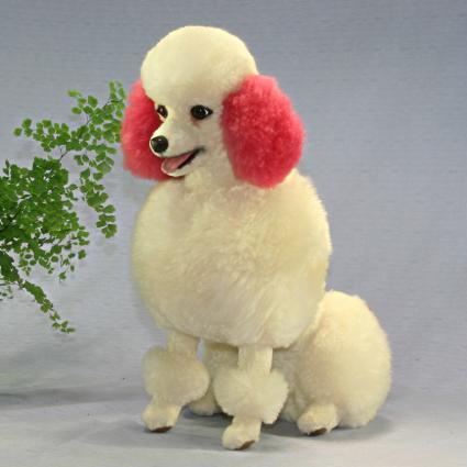 智能贵宾清水隆玩具作切宝石的先生需求犬玩具毛绒作家分析报告图片