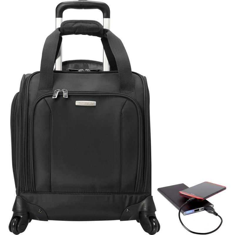 NEW Samsonite B-Lite 4 Underseater Spinner Black
