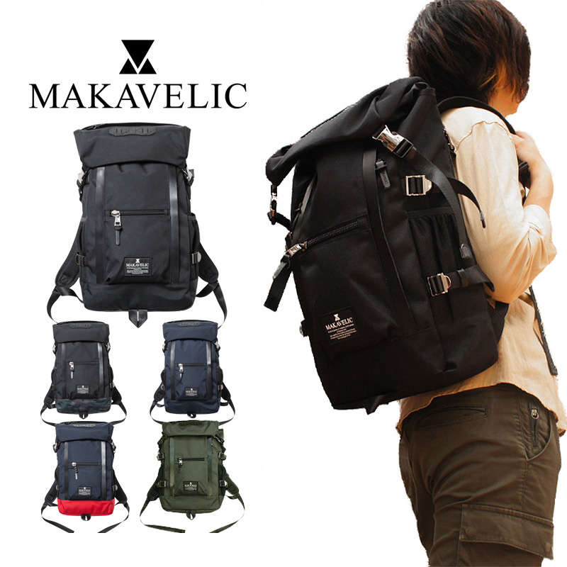 64a52d045f マキャベリック MAKAVELIC PUMA|プーマ リュック 3106-10107 SLY|スライ CHASE DOUBLE LINE  BACKPACK【 チェイス バックパック リュックサック デイパック ビジネス ...