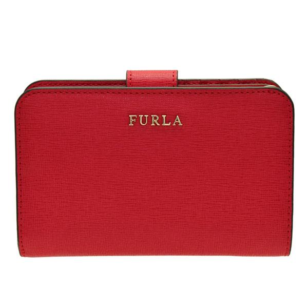 e134cd140819 L字ファスナータイプの大く開く小銭入れや、カードポケットが10か所など、収納力に優れた二つ折り財布です。 ブランド フルラ/FURLA ...
