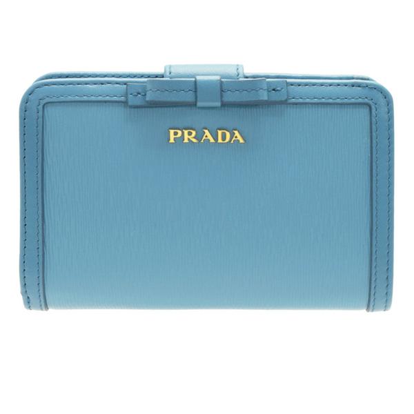 80815d6a8425 プラダ/PRADA [ サイフ ] 財布 人気の定番デザインに、上質なレザー素材を使用したお財布。長く愛されたデザインだからこそ使い勝手も抜群!プレゼントにもオススメ  ...