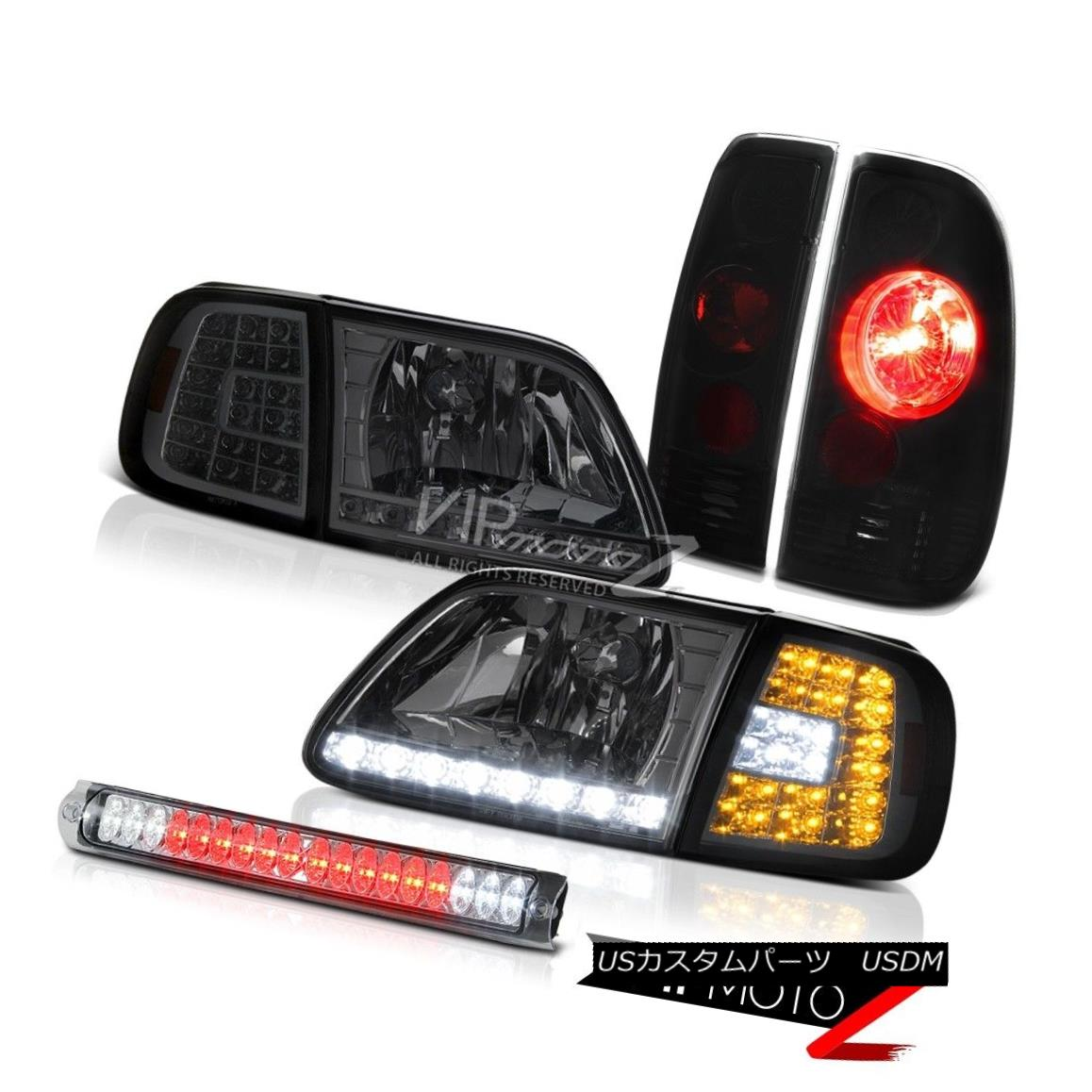 NEW Taillight Taillamp Pair Set Both Fits 97 98 99 00 01 02 03 Ford F150 rear