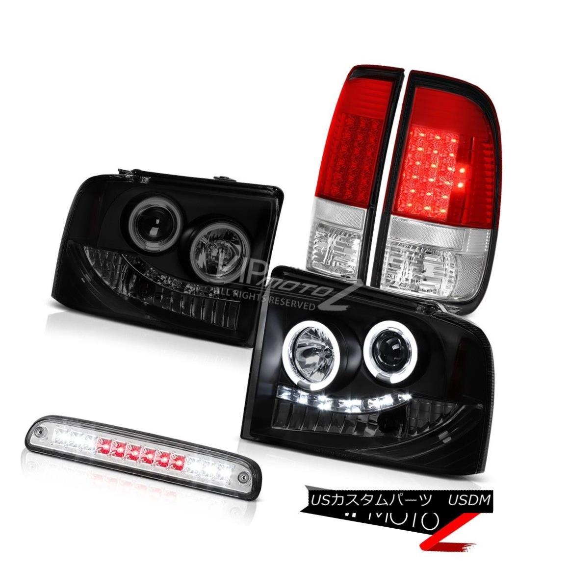 For Nissan Note E11 55w Super White High//Low//LED Side Light Headlight Bulbs