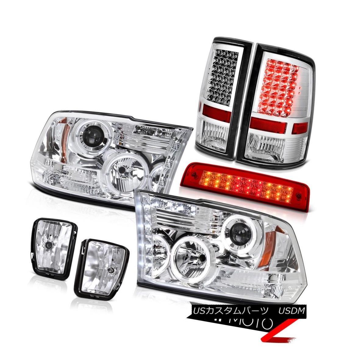 ヘッドライト 車用品 13 18 Ram ライト 183 ランプ 1500 Hfe Third Brake Lamp