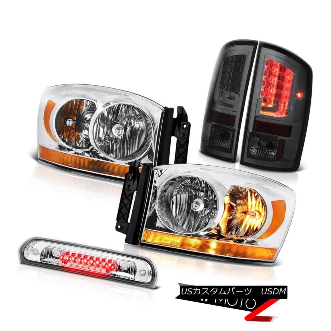 05-10 Pontiac G6 Sedan Taillight Taillamp Brake Light Lamp Left /& Right Set PAIR