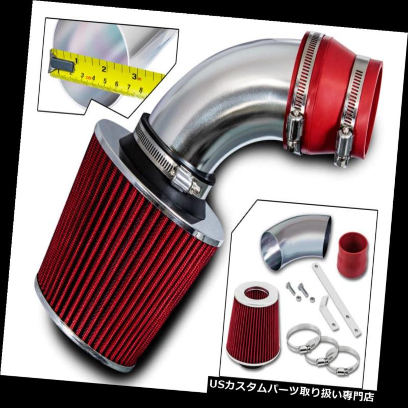 Short Ram Air Intake Kit BLACK Filter For 09-11 Chevy Aveo Aveo5 1.6L L4