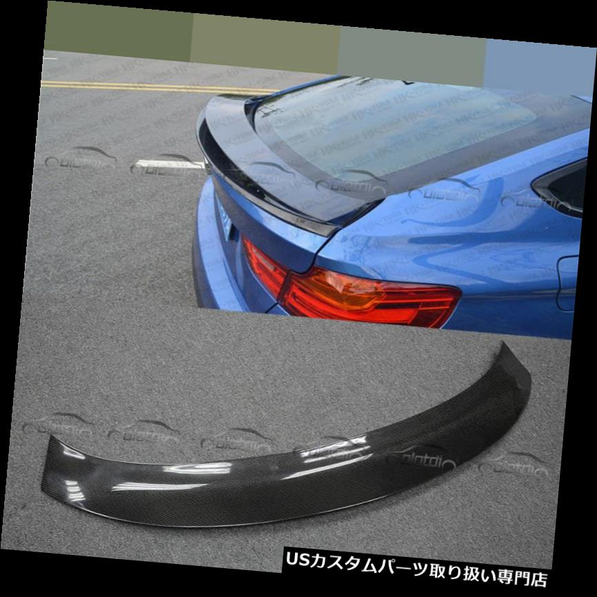 Carbon Fiber Rear Trunk Lip Spoiler Wing Fit for BMW 3 Series F34 GT Hatchback