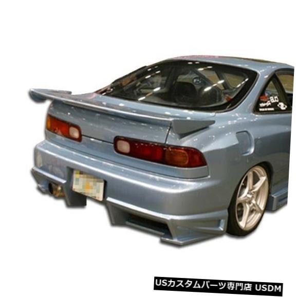 Rear Bumper 車用品 94-01 Integra Acura Integra 2DR Bumper