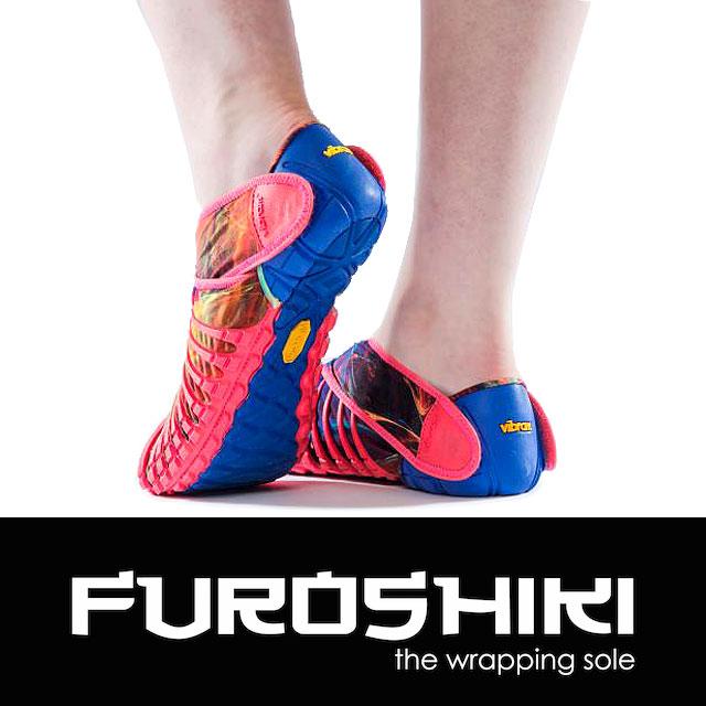 FUROSHIKI shoes furoshiki shoes shoes men's women's FUROSHIKI Move Light (16UAC07)