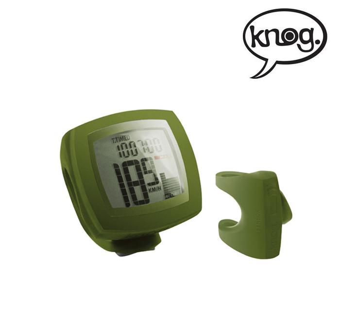 自行车测速仪测速仪 knog 酒 n.e.r.d 9 功能: 橄榄