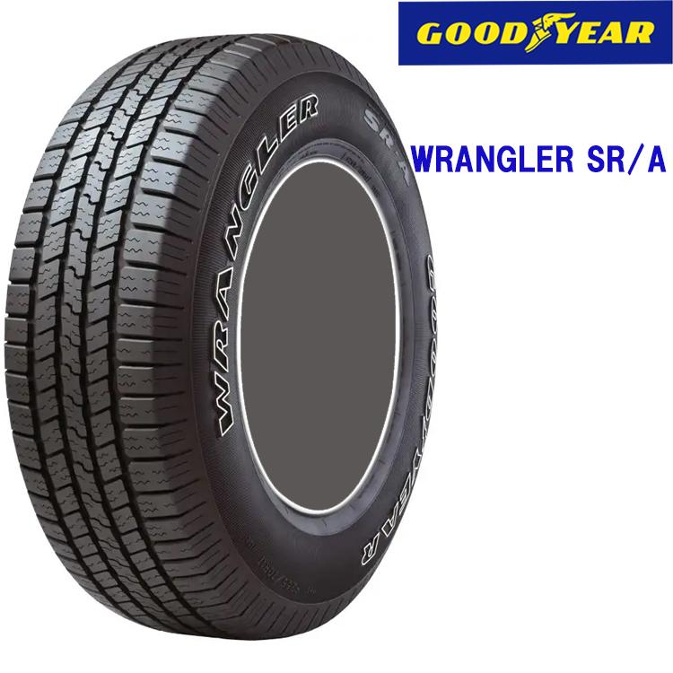 2 NEW P265//70-16 GOODYEAR WRANGLER SR-A 70R R16 TIRES