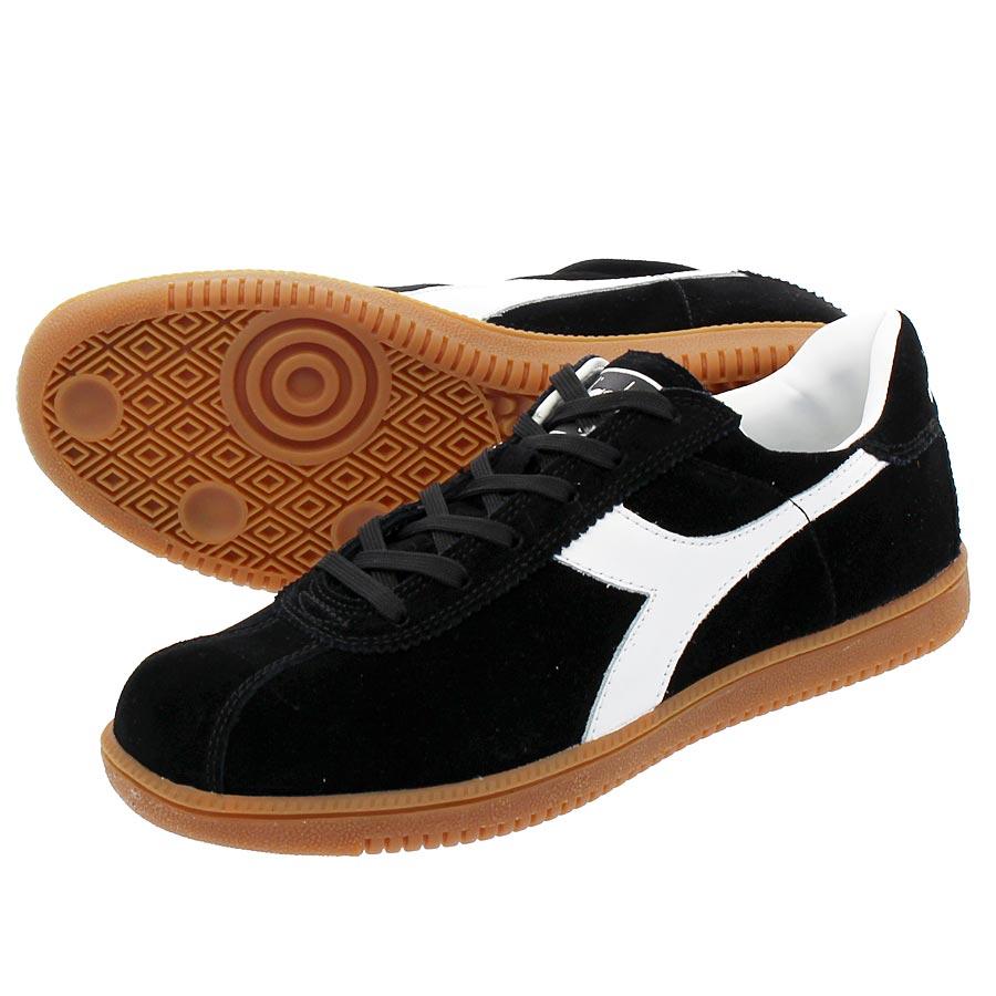 値下げプライス  DIADORA TOKYO ディアドラ トウキョウ BLACK WHITE GUM BROWN  送料無料  DIADORA  ディアドラ  メンズ 靴 スニーカー 172302-80013 4a3a4738932