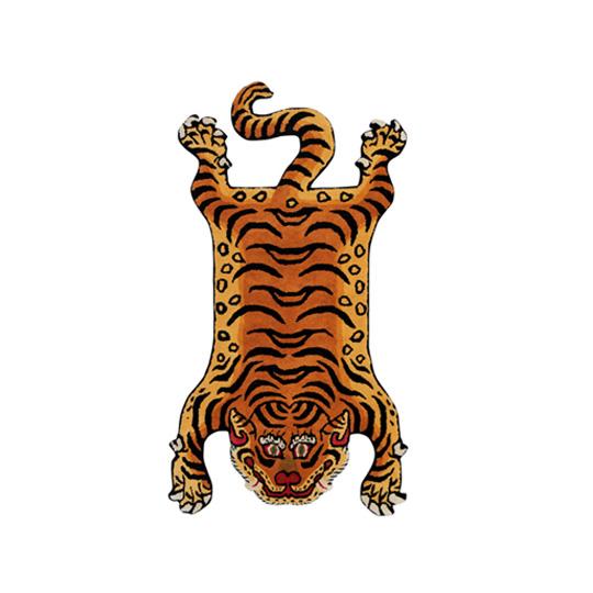 DETAIL ディティール Tibetan Tiger Rug DTTR-02 チャムス Medium キャンプ