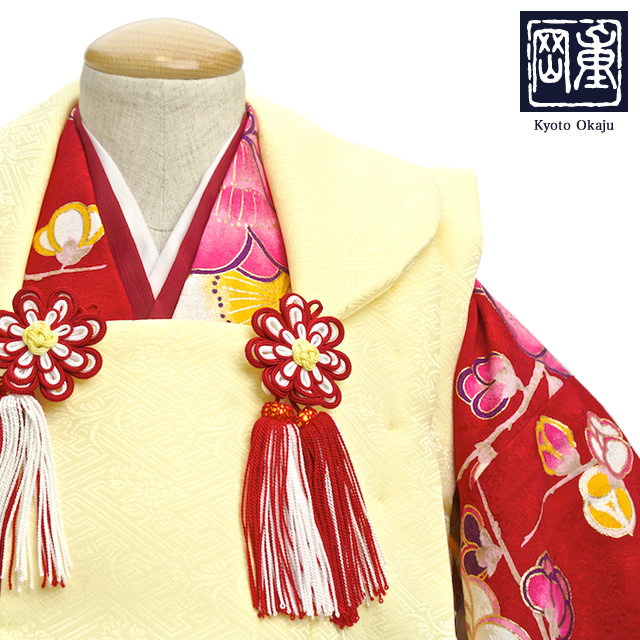 28d9173bc641a 七五三 着物 3歳 三歳 着物セット 袴 被布 被布セット 販売 七五三 ...