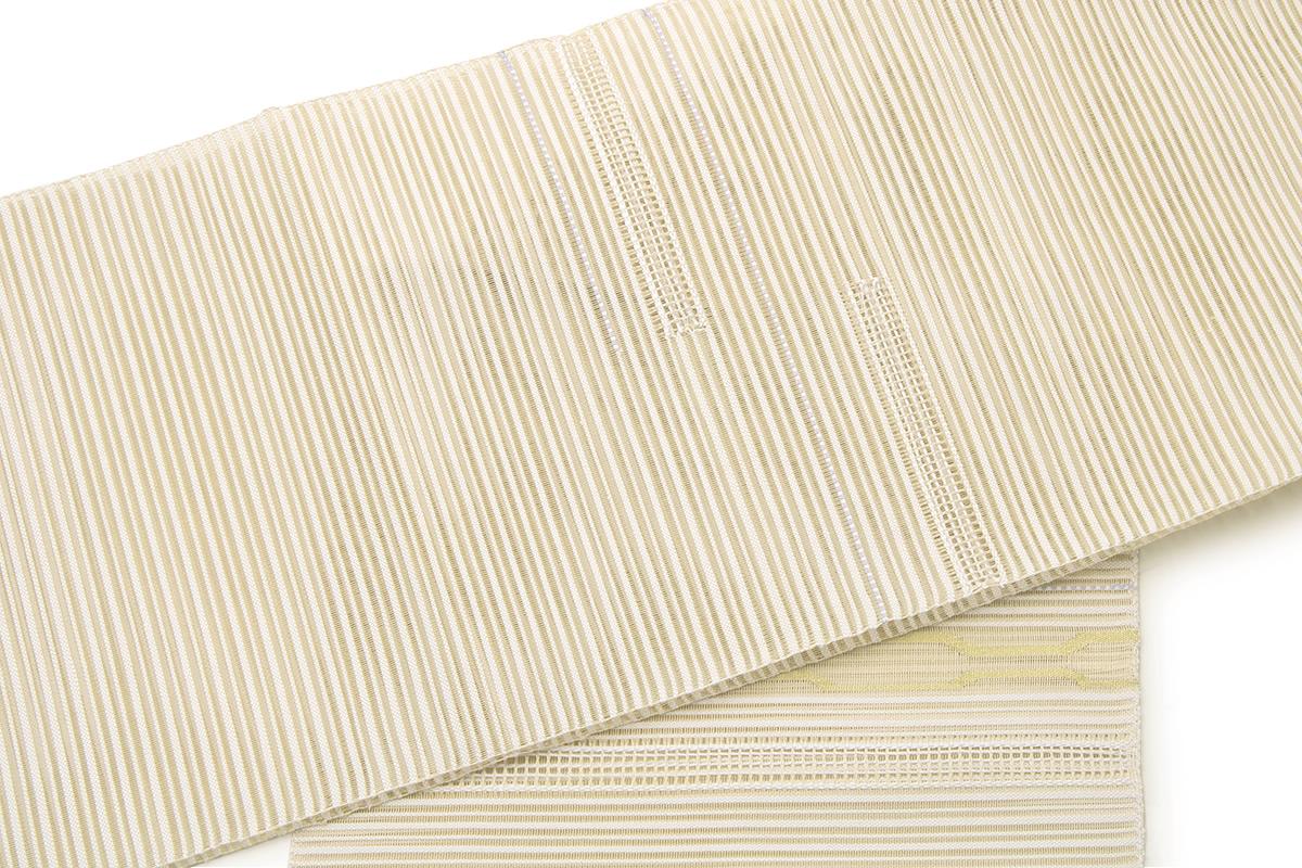 浅驼色金色淡蓝色横线格子水印编织絽缀re 3封花纹大鼓花纹面向的夏天