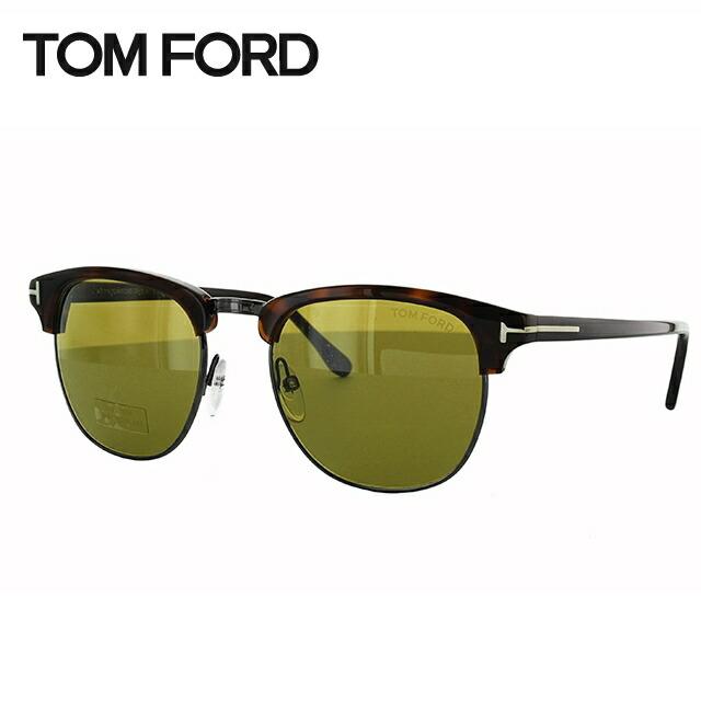 e2506833cf39 ... トムフォード サングラス ヘンリー レギュラーフィット TOM FORD HENRY TF0248 52N 53サイズ(FT0248)ブロー  メンズ トム | フォード UVカット | ブロー型