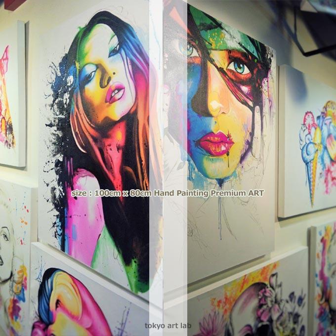 装饰壁画和时尚 * * 新生动色彩艺术 * * 现代生活, 美容美发 (沙龙)图片