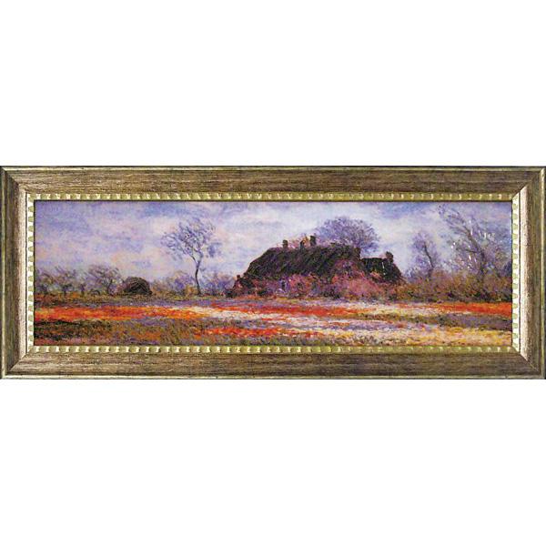 室内的莫内梵古克里姆特画风景画古典油画当代艺术如新.