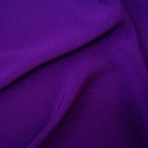 私家花园平面�_涤纶绉纯色紫色